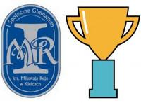 9. laureatów i 11. finalistów konkursów przedmiotowych w gimnazjum