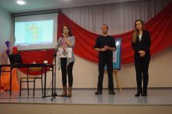 Wizyta wolontariusza w ramach Tygodnia Edukacji Globalnej