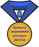 Uczniowie zakwalifikowani do III etapu wojewódzkich konkursów przedmiotowych w gimnazjum