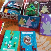 Kartki Świąteczne dla Domu Seniora w Kielcach