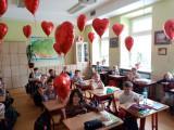 Walentynkowa klasa 1a