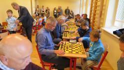 VII Turniej Szachowy I Społecznej Szkoły Podstawowej im. Mikołaja Reja w Kielcach