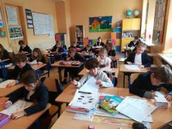 """VIII Szkolny Konkursu Języka Angielskiego """"I CAN READ""""dla klas trzecich I SSP"""