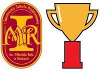5. laureatów i 4. finalistów  konkursów przedmiotowych w szkole podstawowej