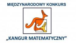 """Wyniki XXV edycji Międzynarodowego Konkursu """"KANGUR MATEMATYCZNY"""" - Klasy 2-3 SP"""